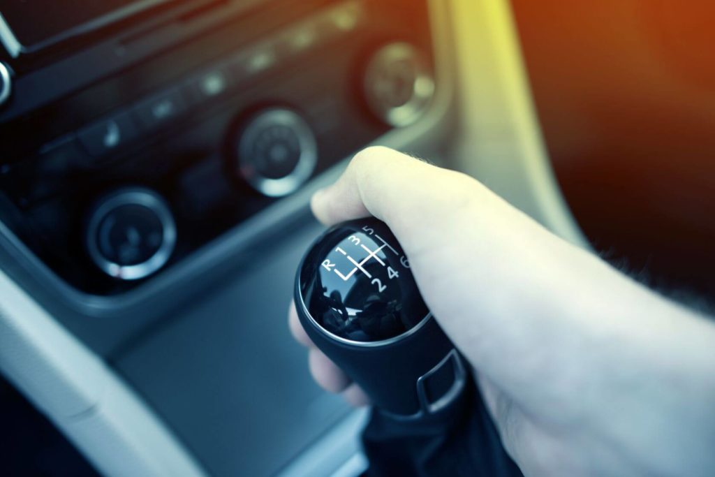 Driving a Manual Transmission Stick Shift